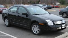 2007 Ford Fusion Photo 3