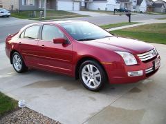 2007 Ford Fusion Photo 4