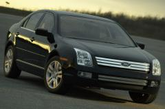 2007 Ford Fusion exterior