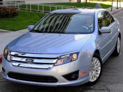 2011 Ford Fusion Photo 1
