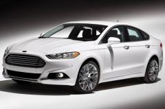 2013 Ford Fusion Photo 1
