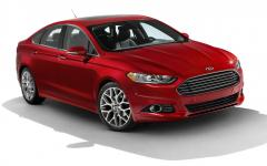 2015 Ford Fusion Photo 1