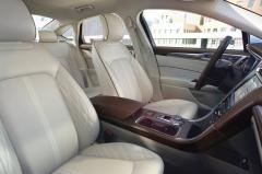2018 Ford Fusion interior