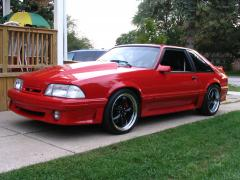1990 Ford Mustang Photo 1
