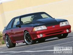 1990 Ford Mustang Photo 4