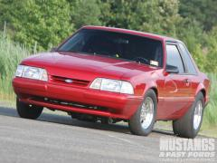 1991 Ford Mustang Photo 3