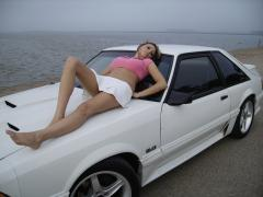 1991 Ford Mustang Photo 7