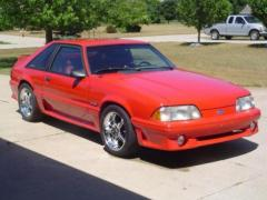 1991 Ford Mustang Photo 1