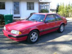 1991 Ford Mustang Photo 8