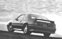 1992 Ford Mustang exterior