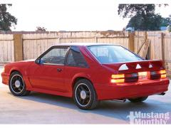 1993 Ford Mustang Photo 3