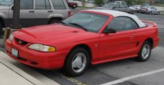 1994 Ford Mustang Photo 5