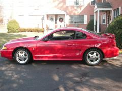 1995 Ford Mustang Photo 4