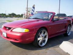 1995 Ford Mustang Photo 6