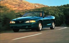 1995 Ford Mustang exterior