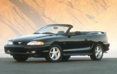 1998 Ford Mustang exterior