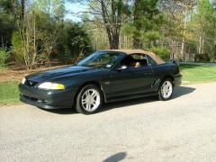 1998 Ford Mustang Photo 4