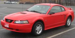 1999 Ford Mustang Photo 9