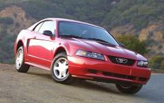 2001 Ford Mustang Photo 1