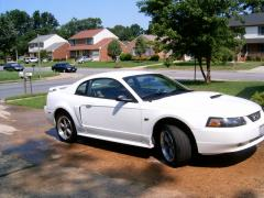 2002 Ford Mustang Photo 3