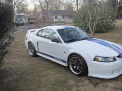 2002 Ford Mustang Photo 4