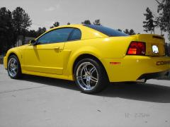 2004 Ford Mustang Photo 4