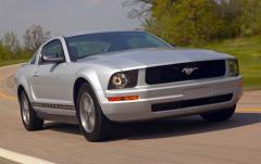 2005 Ford Mustang V6 Deluxe Coupe exterior