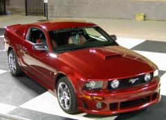 2006 Ford Mustang Photo 4