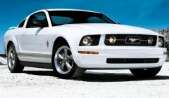 2008 Ford Mustang Photo 2