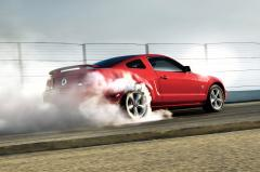 2009 Ford Mustang Photo 2