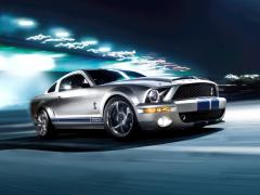 2009 Ford Mustang Photo 3