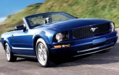 2009 Ford Mustang exterior