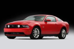 2011 Ford Mustang Photo 3