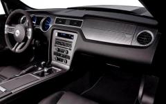 2012 Ford Mustang V6 Coupe interior