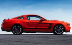 2012 Ford Mustang exterior