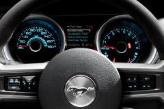 2013 Ford Mustang interior