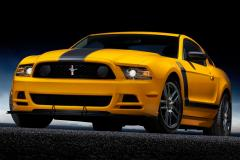 2013 Ford Mustang V6 Coupe exterior