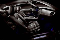 2014 Ford Mustang interior