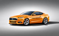 2014 Ford Mustang Photo 2