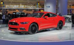 2015 Ford Mustang Photo 6
