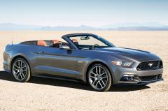 2017 Ford Mustang exterior