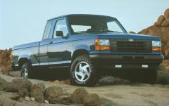 1990 Ford Ranger exterior
