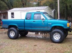 1992 Ford Ranger Photo 1