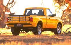2002 Ford Ranger exterior
