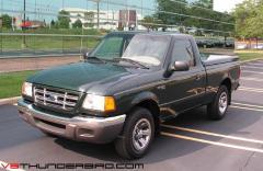 2002 Ford Ranger Photo 3