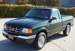 2002 Ford Ranger Photo 4