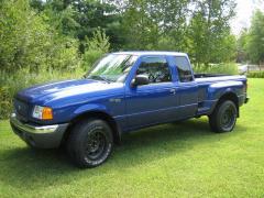 2003 Ford Ranger Photo 3