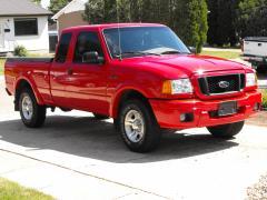 2004 Ford Ranger Photo 1