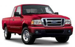 2011 Ford Ranger exterior