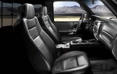 2011 Ford Ranger interior